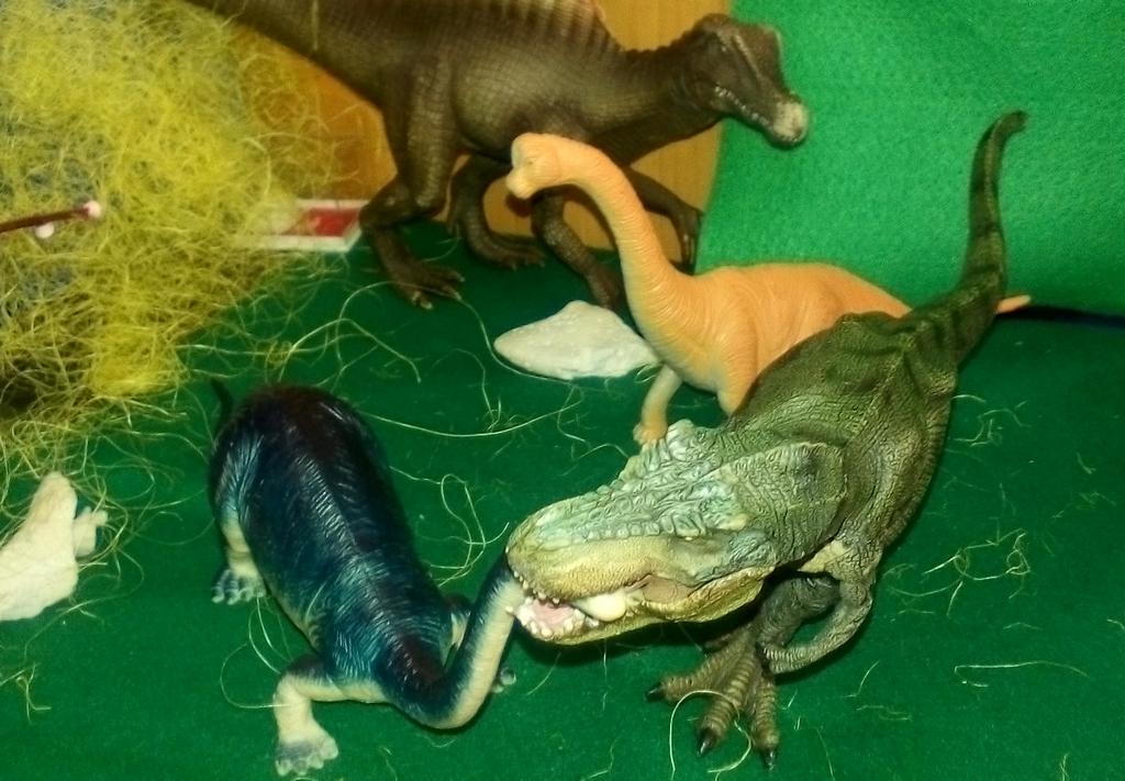 rane dinosauri