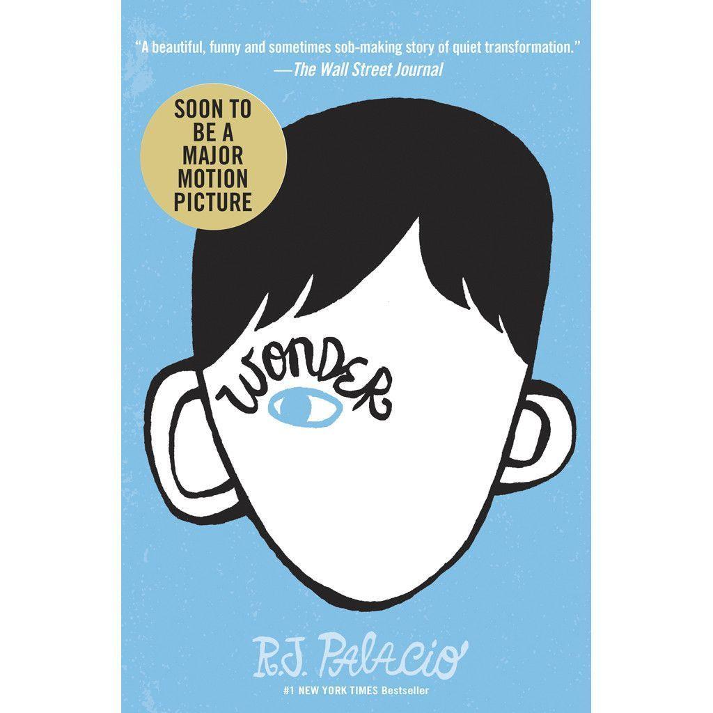 copertina libro Wonder