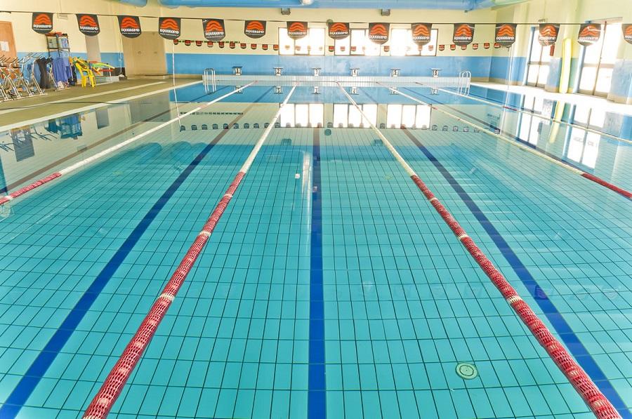 corsie piscina