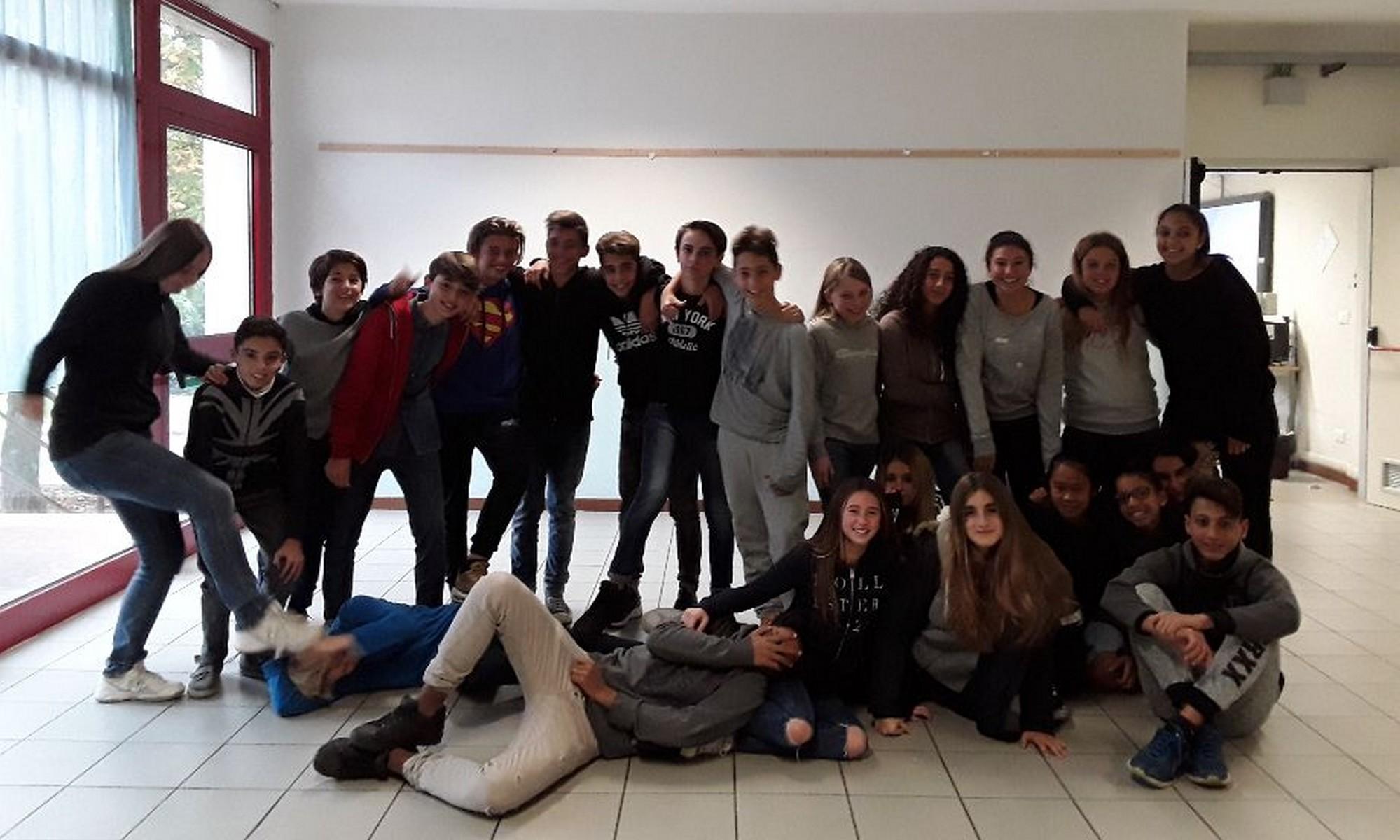 Scuola Secondaria di 1°grado Granacci – Classe 3^D